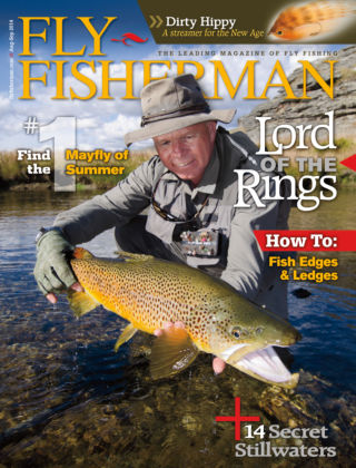 Fly Fisherman Aug / Sep 2014