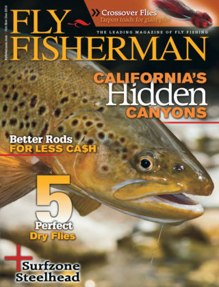 Fly Fisherman December 2014