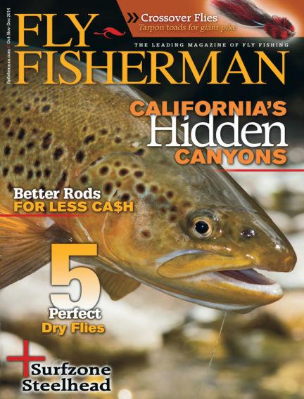 Fly Fisherman October 07, 2014 00:00