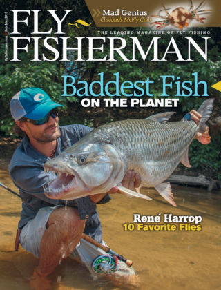 Fly Fisherman Feb / March 2015