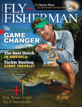 Fly Fisherman April / May 2015