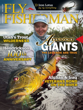 Fly Fisherman June / July 2015