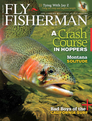 Fly Fisherman Aug / Sep 2015