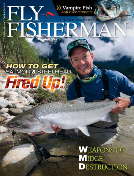 Fly Fisherman October 06, 2015 00:00