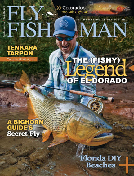 Fly Fisherman March 01, 2016 00:00