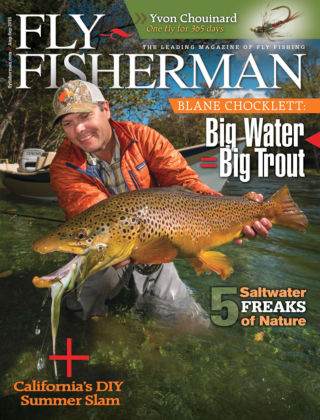 Fly Fisherman Aug-Sep 2016