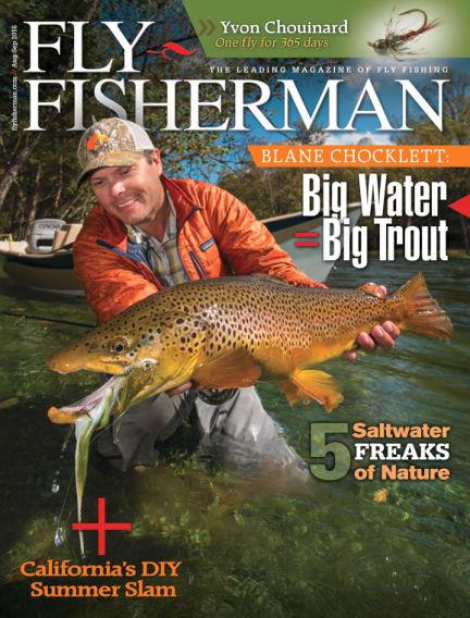 Fly Fisherman July 05, 2016 00:00