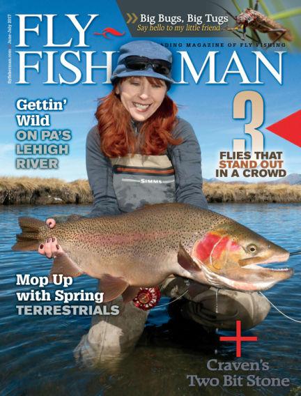 Fly Fisherman May 02, 2017 00:00