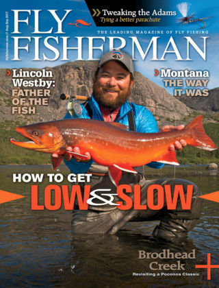 Fly Fisherman Aug-Sep 2017