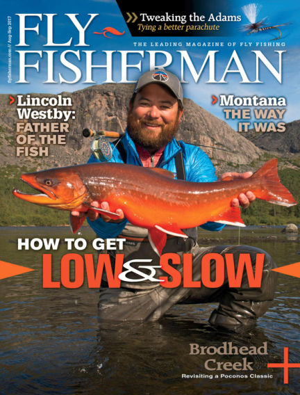 Fly Fisherman June 27, 2017 00:00