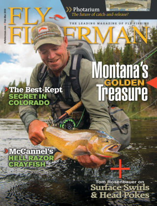 Fly Fisherman Feb-Mar 2018