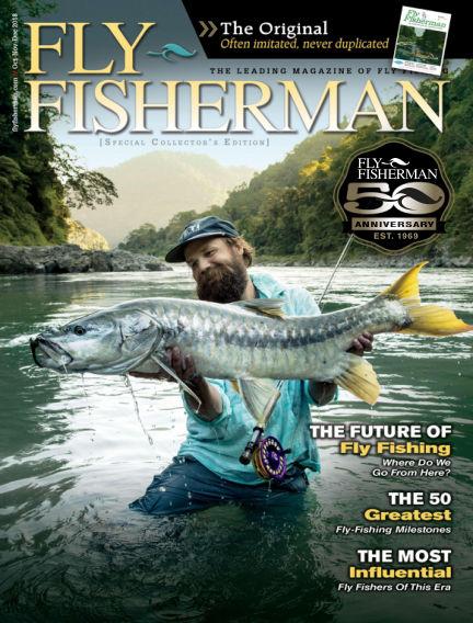 Fly Fisherman September 25, 2018 00:00