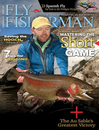 Fly Fisherman Feb-Mar 2019
