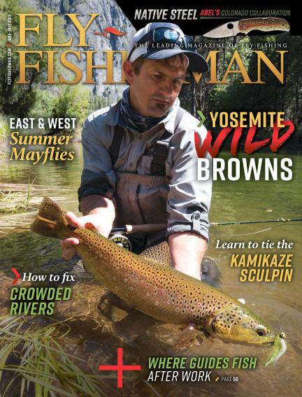 Fly Fisherman April 30, 2019 00:00