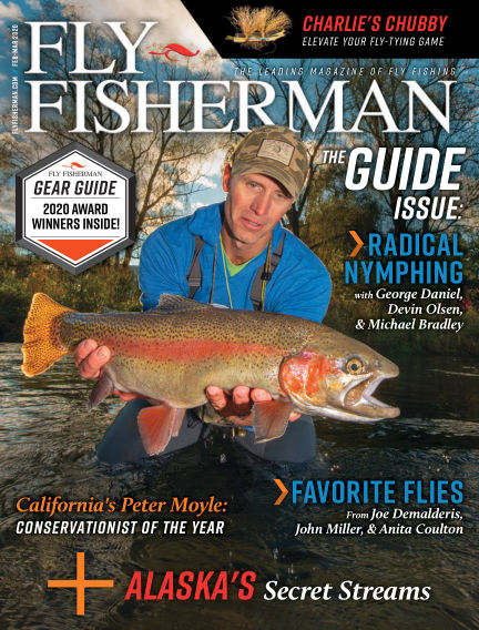 Fly Fisherman December 31, 2019 00:00