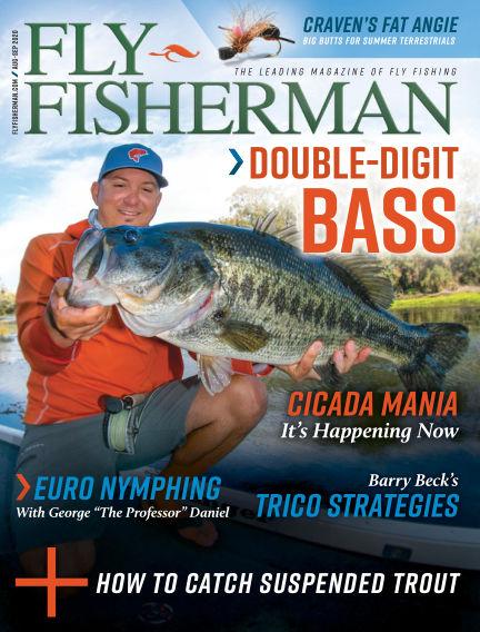 Fly Fisherman June 30, 2020 00:00