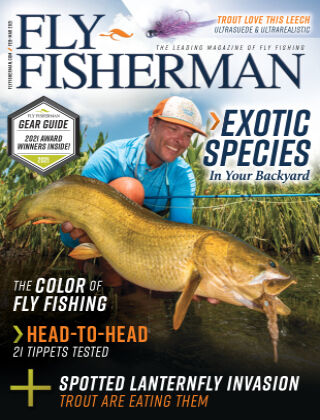 Fly Fisherman Feb Mar 2021