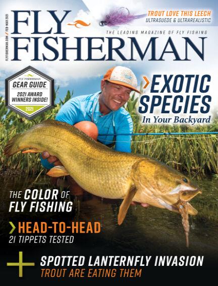 Fly Fisherman December 29, 2020 00:00