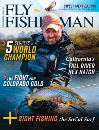 Fly Fisherman August/September