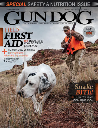 Gun Dog Aug 2019