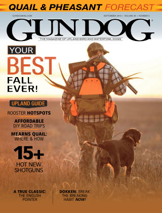 Gun Dog Sep 2019