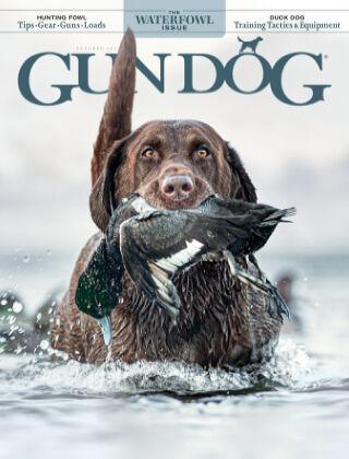 Gun Dog October