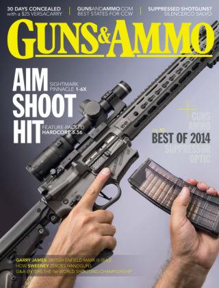 Guns & Ammo December 2014