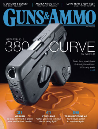 Guns & Ammo January 2015