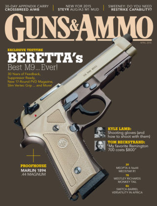 Guns & Ammo April 2015