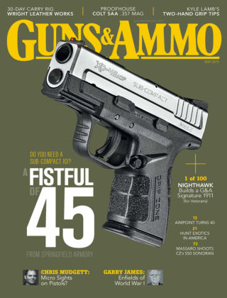 Guns & Ammo May 2015