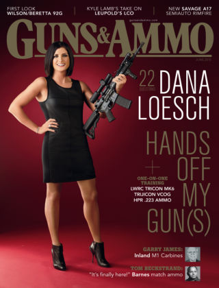 Guns & Ammo June 2015