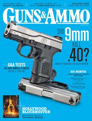 Guns & Ammo August 2015