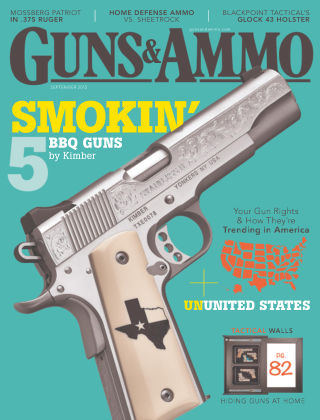Guns & Ammo September 2015