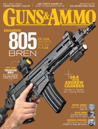 Guns & Ammo October 2015