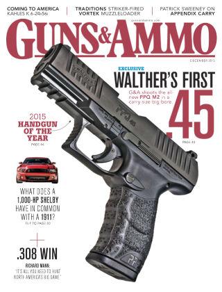 Guns & Ammo December 2015