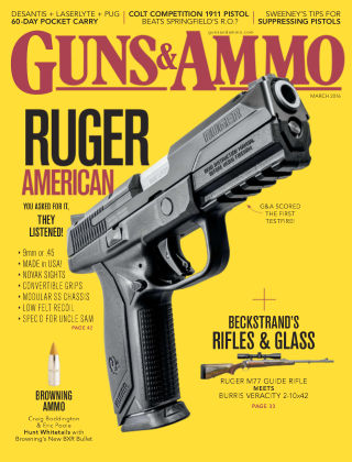 Guns & Ammo Mar 2016