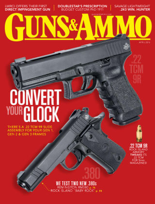 Guns & Ammo Apr 2016