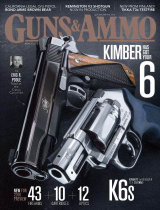 Guns & Ammo May 2016