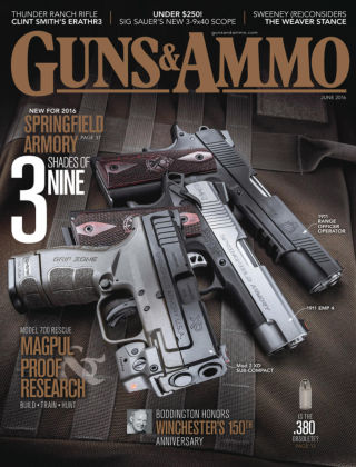 Guns & Ammo Jun 2016