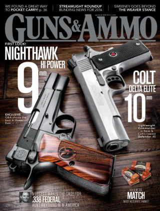 Guns & Ammo Jul 2016