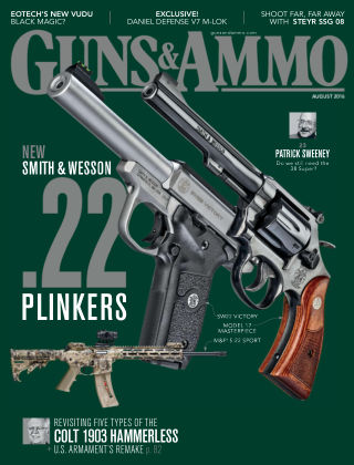 Guns & Ammo Aug 2016