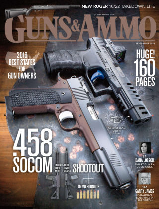 Guns & Ammo Sep 2016