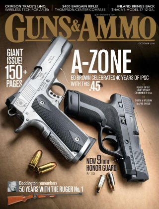 Guns & Ammo Oct 2016