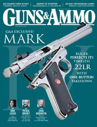Guns & Ammo Nov 2016