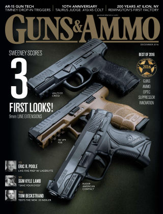Guns & Ammo Dec 2016