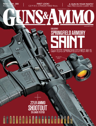 Guns & Ammo Jan 2017