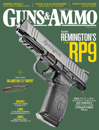 Guns & Ammo Feb 2017