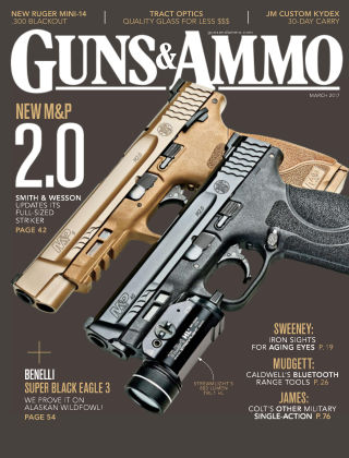 Guns & Ammo Mar 2017