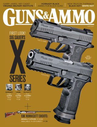 Guns & Ammo May 2017