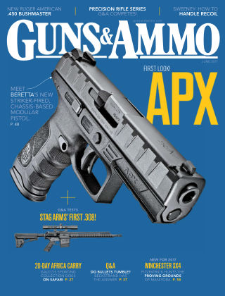 Guns & Ammo Jun 2017